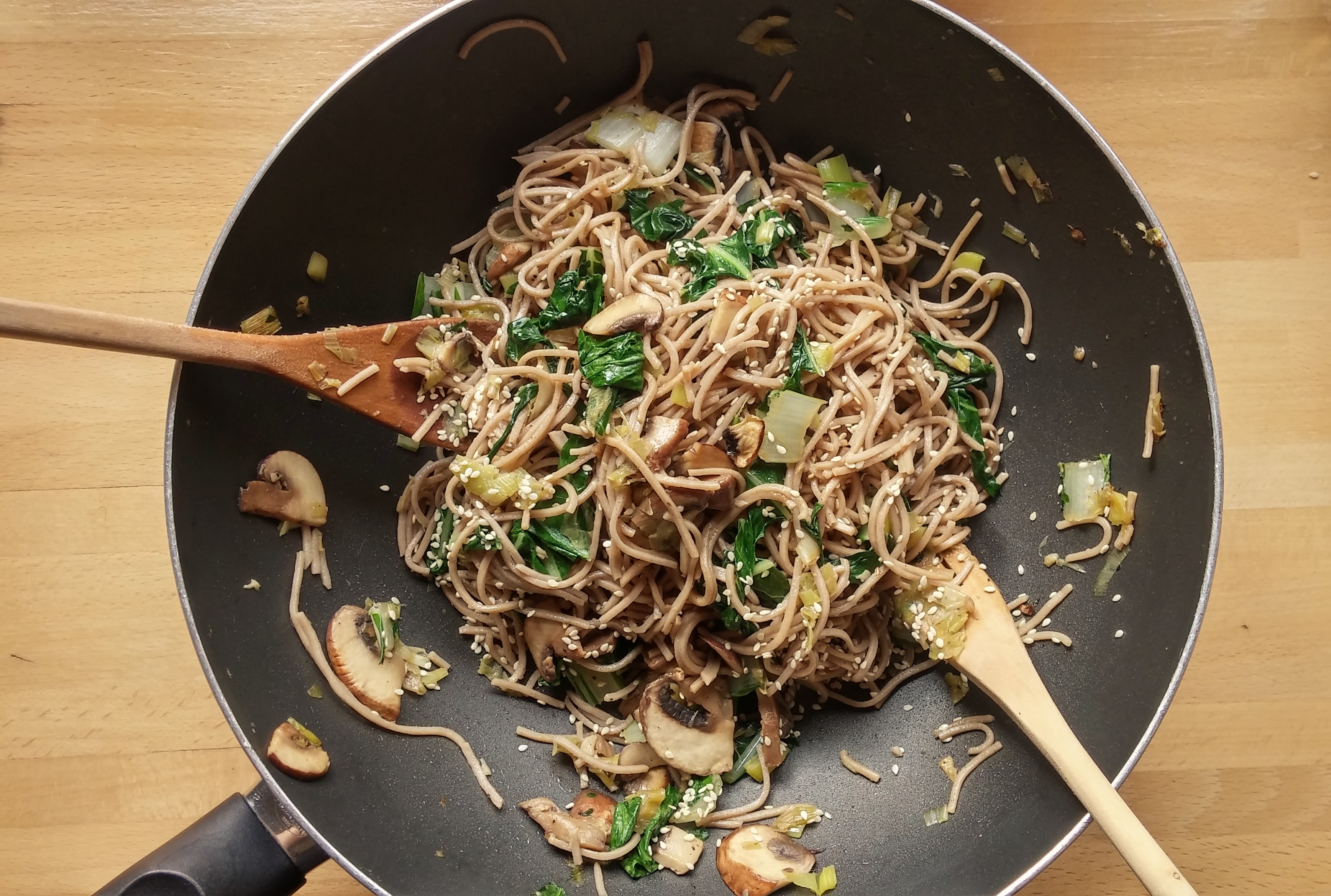 easy soba noodle recipe