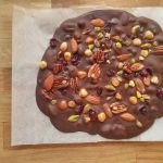 how to make homemade chocolate bark