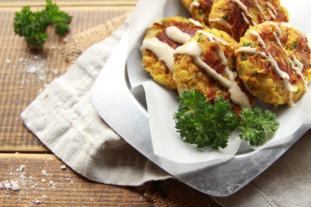 vegan chickpea burger recipe