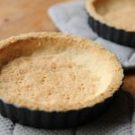 eggless tart crust