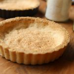 vegan tart crust
