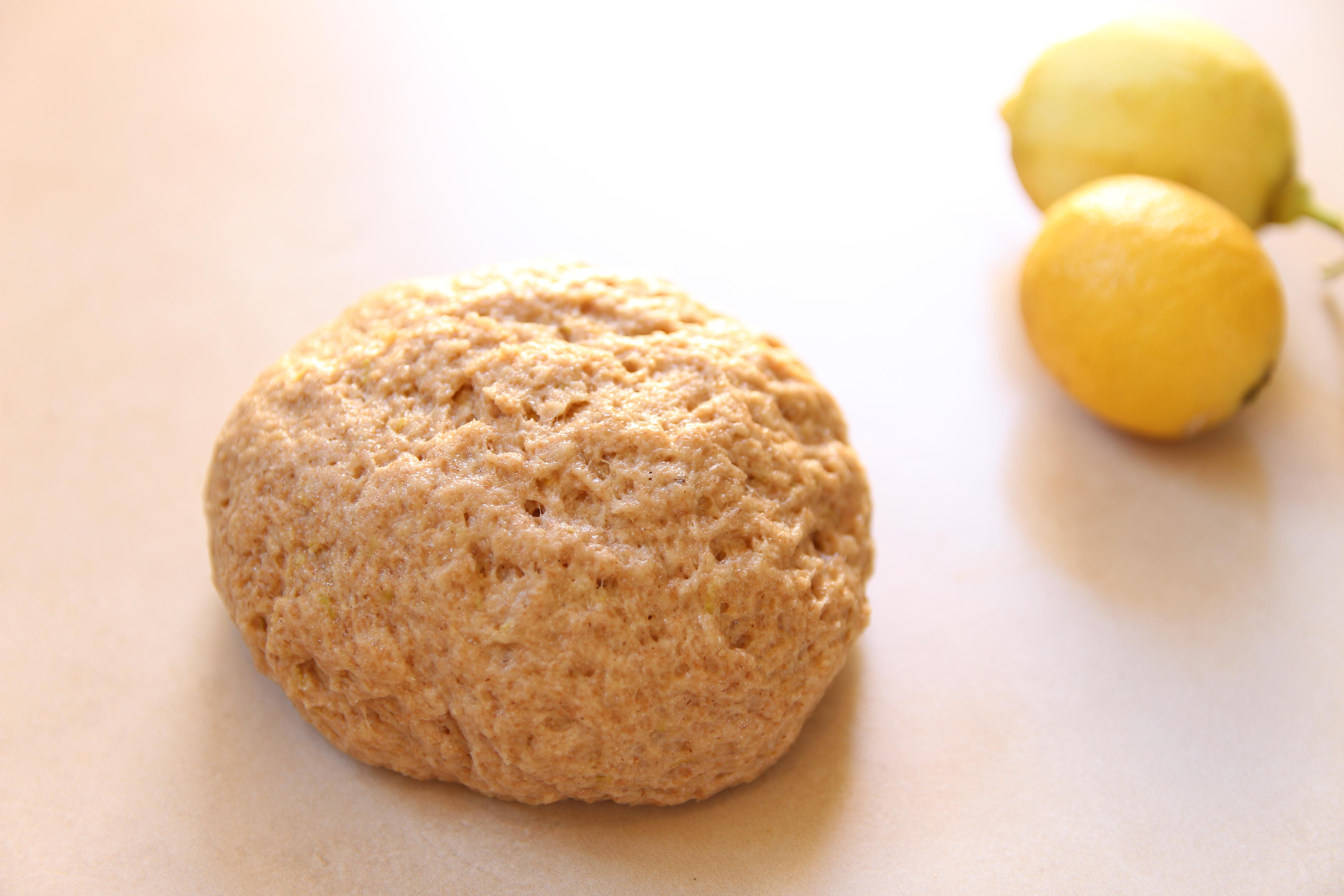 biscotti cookie dough
