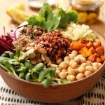 veggie bowl recipe