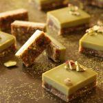 matcha slice bars