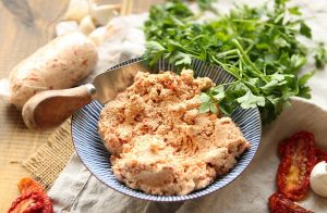 sun dried tomato tofu spread