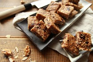 homemade energy bars